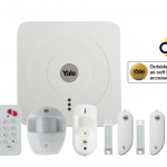 Sistema Seguridad Smart Living Yale